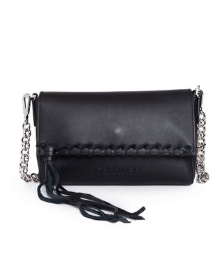 Calvin Klein  Fringle Crossbody Black