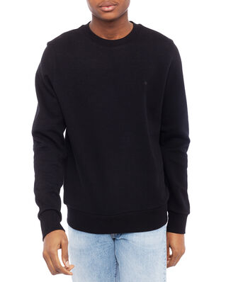 Calvin Klein  Interlock Sweatshirt Calvin Black