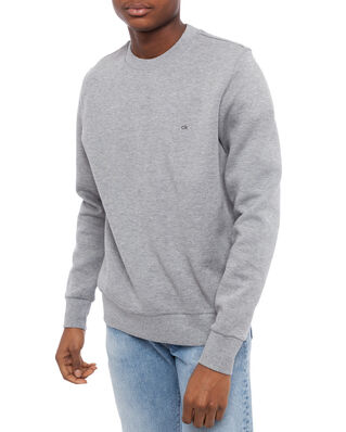 Calvin Klein  Interlock Sweatshirt Mid Grey Heather