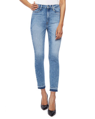 Calvin Klein Jeans Ckj 010 High Rise Skinny Jeans A066 Bright Blue Released