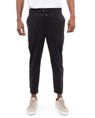 Calvin Klein Jeans Galfos Melange Pants Charcoal