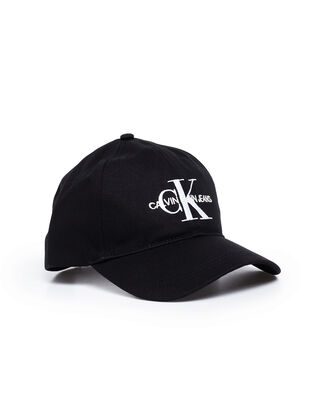 Calvin Klein Jeans J Monogram Cap M Black Beauty