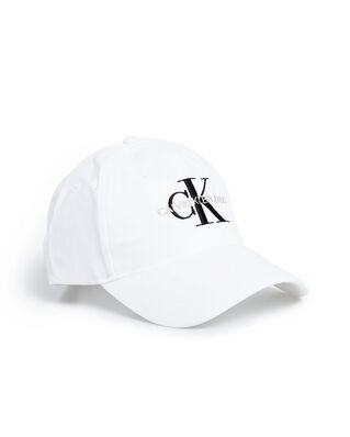 Calvin Klein Jeans J Monogram Cap M Bright White