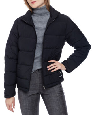 Calvin Klein Jeans Light Weight Down Short Puffer Ck Black