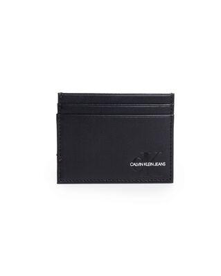 Calvin Klein Jeans Monogram Cardholder Black