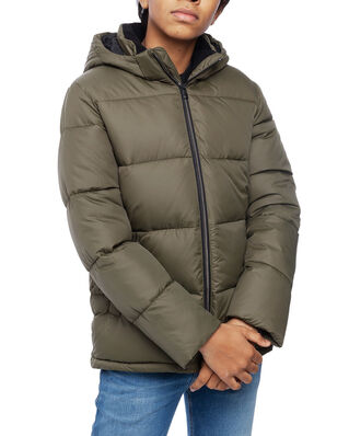 Calvin Klein  Junior Essential Puffer Jacket Grape Leaf