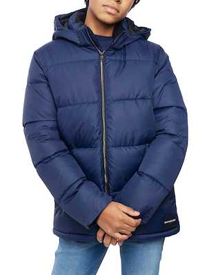 Calvin Klein  Junior Essential Puffer Jacket Peacoat