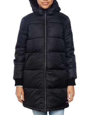 Calvin Klein  Junior Essential Puffer Long Jacket Black