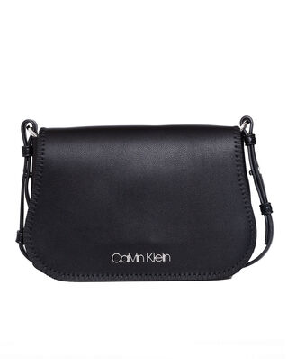 Calvin Klein  Mellow Saddle Bag Black