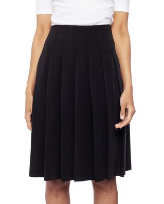 Calvin Klein  Pleated Skirt Calvin Black