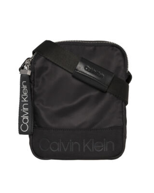 Calvin Klein  Shadow Mini Reporter Black