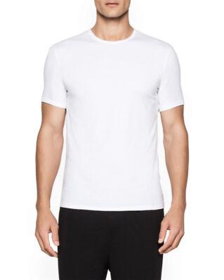 Calvin Klein Underwear Modern Cotton 2-Pack Crew Neck T-shirt White