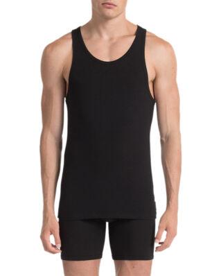 Calvin Klein Underwear Modern Cotton 2-Pack Tank Black