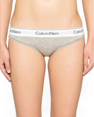 Calvin Klein Underwear Modern Cotton Bikini Grey Heather