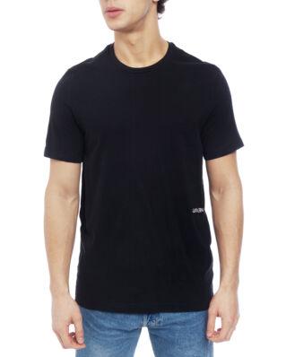 Calvin Klein Underwear S/S CREW NECK 2PK Black