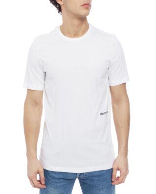 Calvin Klein Underwear S/S CREW NECK 2PK White