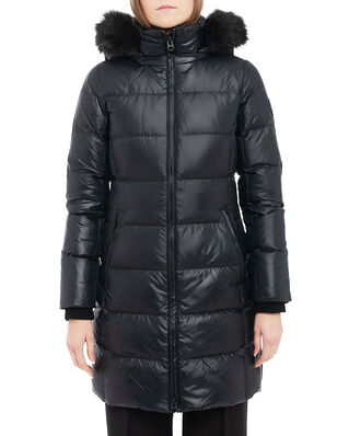 Calvin Klein  Essential Real Down Coat Ck Black