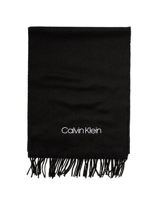 Calvin Klein  Basic Wool Woven Scarf