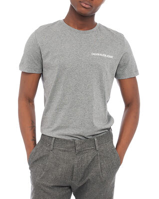 Calvin Klein Jeans Chest Institutional Grey Heather