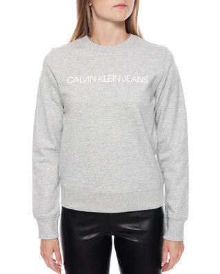 Calvin Klein Jeans Institutional Core Logo Light Grey Heather