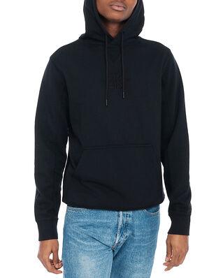 Calvin Klein Jeans Acid Wash Hoodie CK Black