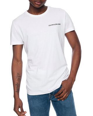 Calvin Klein Jeans Chest Institutional Bright White