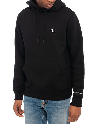 Calvin Klein Jeans Ck Essential Regular Hoodie Ck Black