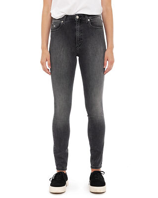 Calvin Klein Jeans Ckj 010 High Rise Skinny Grey