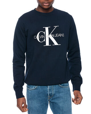 Calvin Klein Jeans Iconic Monogram Crew Night Sky