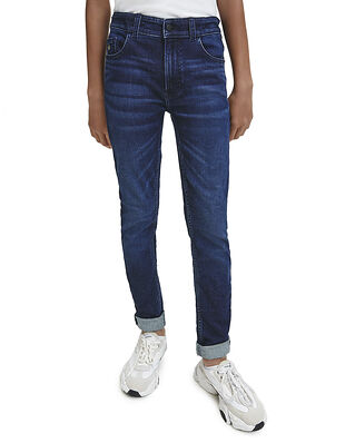 Calvin Klein Jeans Junior Skinny Essential Dark Blue Str Essential Dark Blue Stretch
