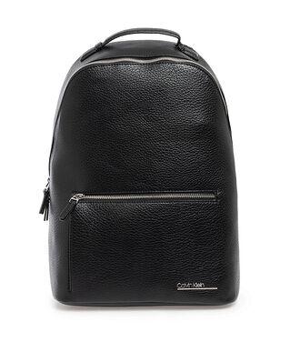 Calvin Klein  Round Backpack Pocket Black