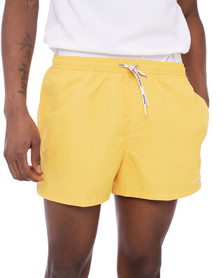 Calvin Klein Underwear Short Runner-Packable Yellow Arch