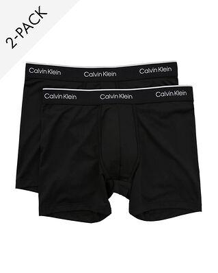 Calvin Klein Underwear 2-Pack Boxer Brief Black