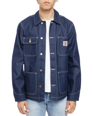 Carhartt WIP Michigan Chore Coat Blue