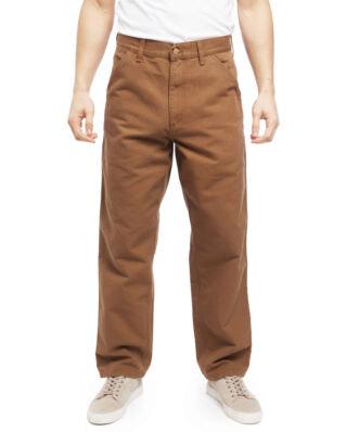 Carhartt WIP Single Knee Pant Hamilton Brown