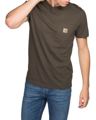 Carhartt WIP S/S Pocket T-Shirt Cypress