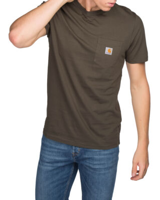 Carhartt WIP S/S Pocket T-Shirt Cypress
