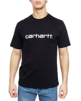 Carhartt WIP S/S Script T-Shirt Black / White