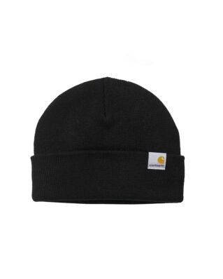 Carhartt WIP Stratus Hat Low Black