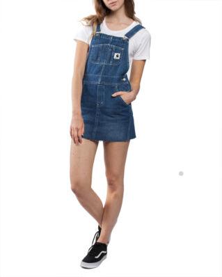 Carhartt WIP W' Bib Skirt Blue