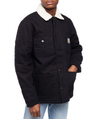 Carhartt WIP Fairmount Coat Black