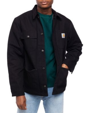 Carhartt WIP Michigan Coat Black