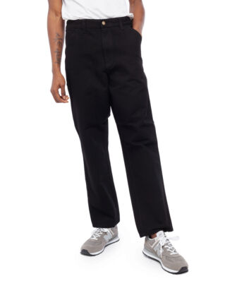 Carhartt WIP Single Knee Pant Black