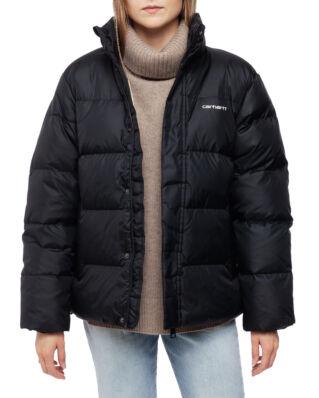 Carhartt WIP W' Deming Jacket Black / White-Import FW19