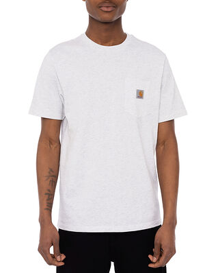 Carhartt WIP S/S Pocket T-shirt Ash Heather