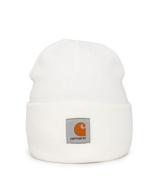 Carhartt WIP Acrylic Watch Hat White