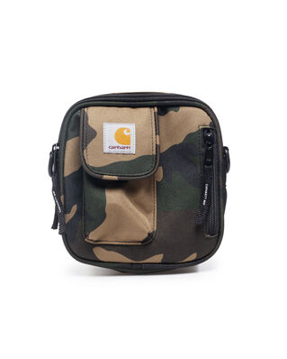 Carhartt WIP Essentials Bag, Small Camo Laurel