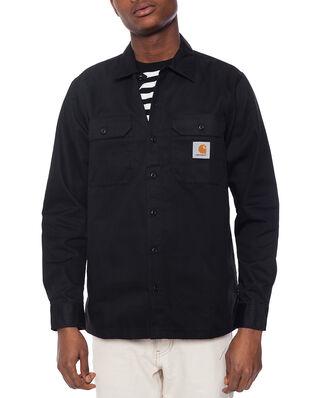 Carhartt WIP L/S Master Shirt Black