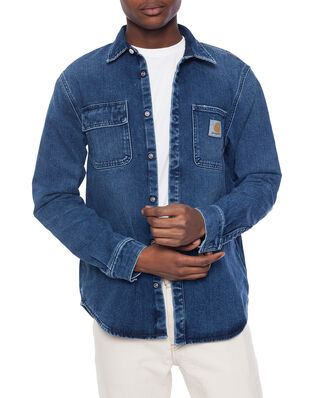 Carhartt WIP Salinac Shirt Jacket Blue