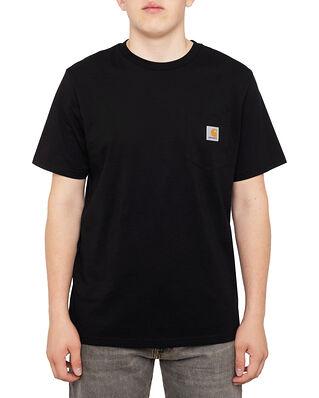 Carhartt WIP S/S Pocket T-Shirt Black